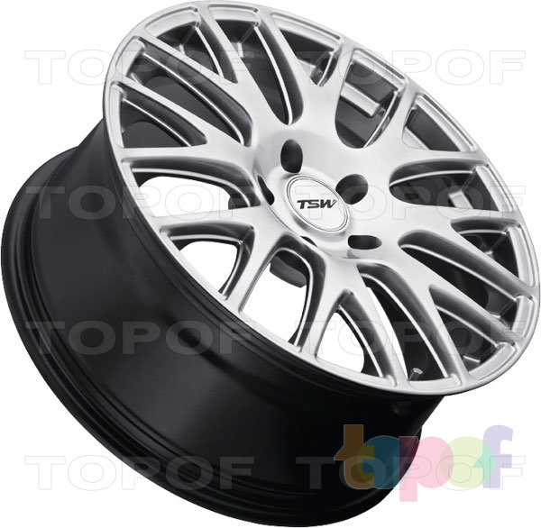 Колесные диски TSW Mugello. Изображение модели #5