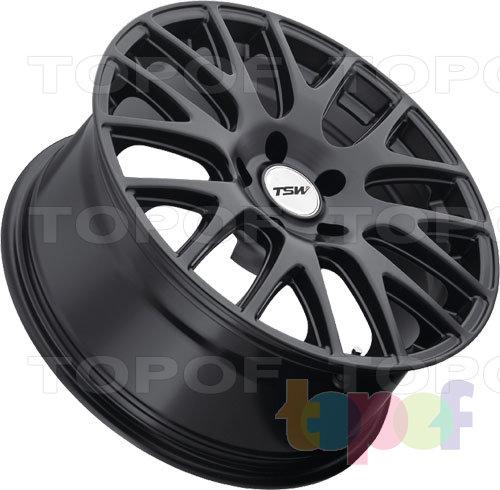 Колесные диски TSW Mugello. Изображение модели #6