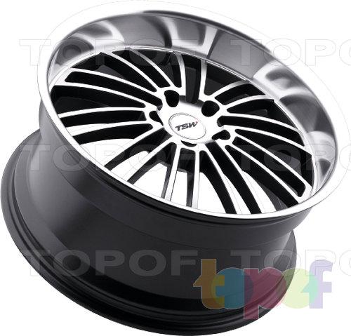 Колесные диски TSW Nardo. Изображение модели #2