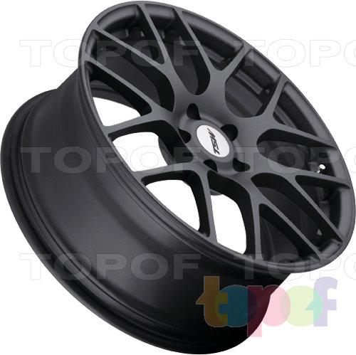 Колесные диски TSW Nurburgring. Цвет gunmetal