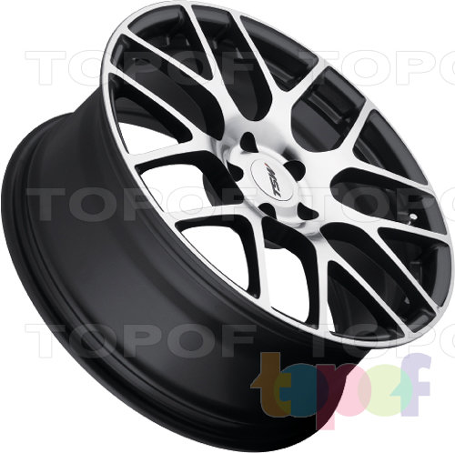 Колесные диски TSW Nurburgring. Цвет серебряный