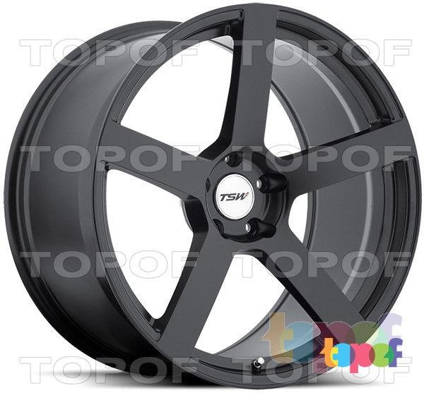 Колесные диски TSW Panorama. Изображение модели #1