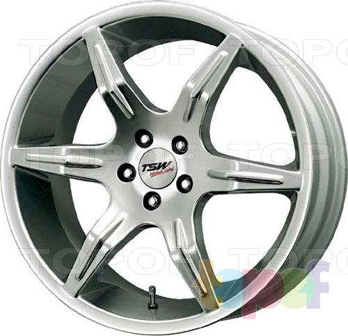 Колесные диски TSW Rib. Изображение модели #1