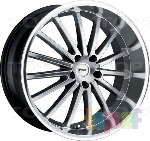 Колесные диски TSW Sakata. Изображение модели #1