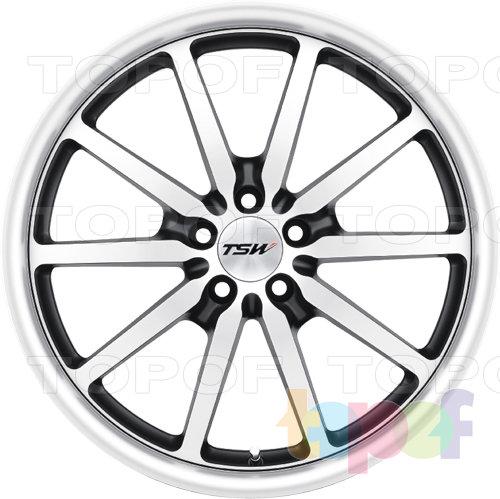 Колесные диски TSW Sepang 5. Изображение модели #3