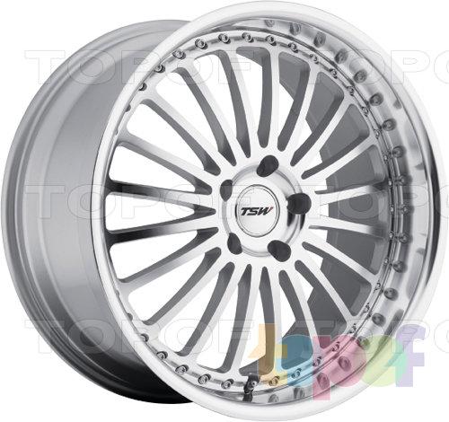 Колесные диски TSW Silverstone. Изображение модели #2
