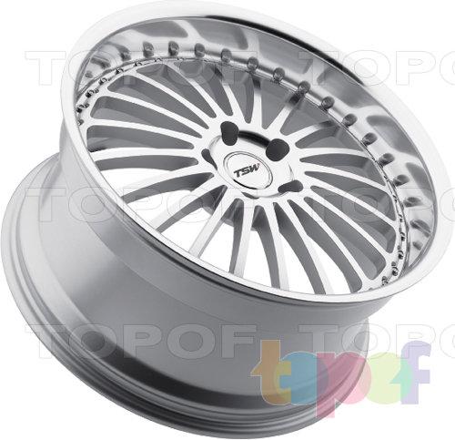 Колесные диски TSW Silverstone. Изображение модели #6