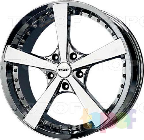 Колесные диски TSW Slot. Изображение модели #1