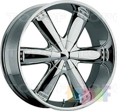 Колесные диски TSW Slugger. Изображение модели #1