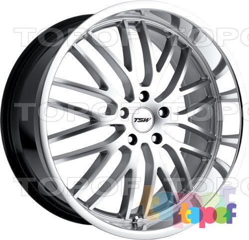 Колесные диски TSW Snetterton. Изображение модели #1