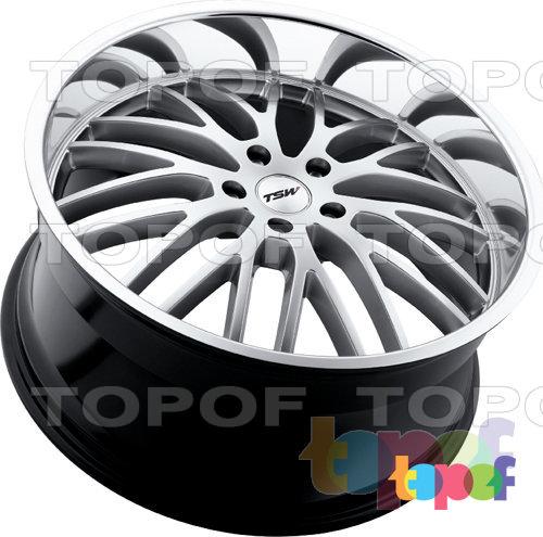 Колесные диски TSW Snetterton. Изображение модели #2