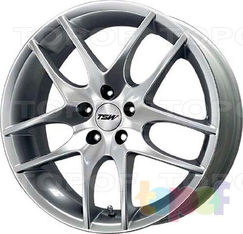 Колесные диски TSW Spyder. Изображение модели #1