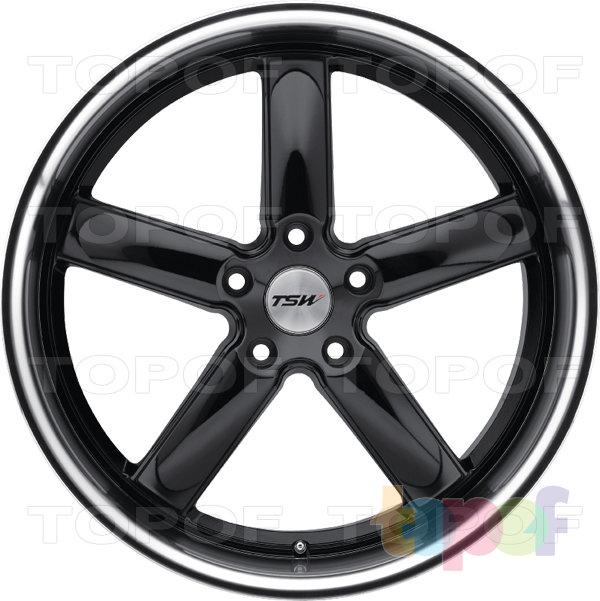 Колесные диски TSW Stowe. Изображение модели #3
