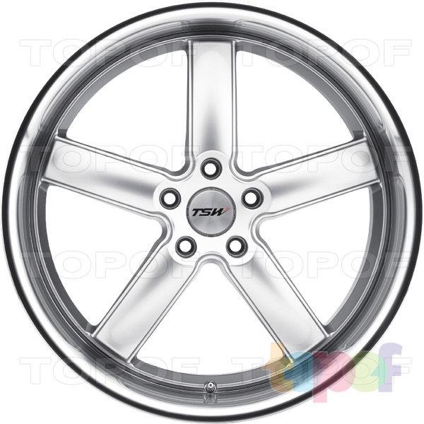 Колесные диски TSW Stowe. Изображение модели #4