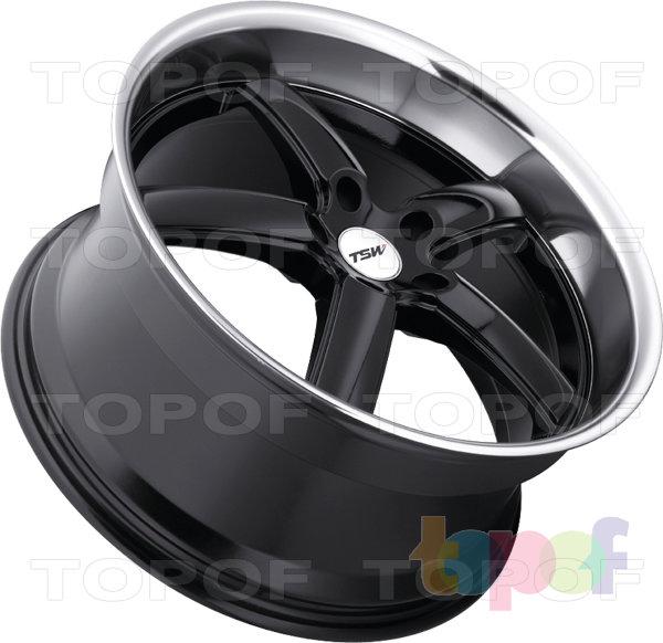 Колесные диски TSW Stowe. Изображение модели #5