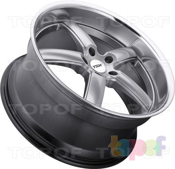 Колесные диски TSW Stowe. Изображение модели #6