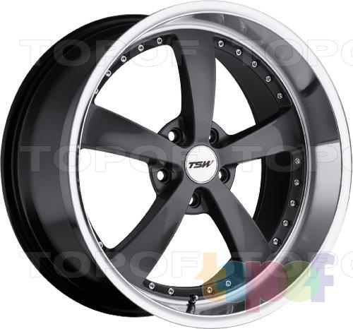 Колесные диски TSW Strip
