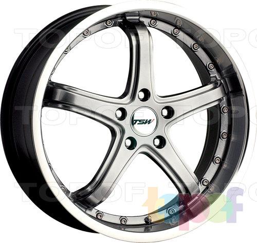 Колесные диски TSW Thruxton. Изображение модели #1
