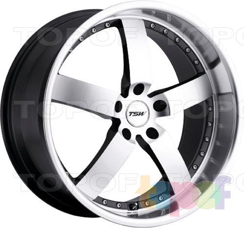 Колесные диски TSW Vairano