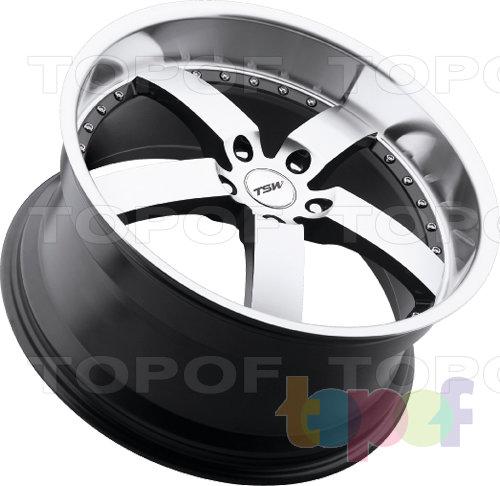 Колесные диски TSW Vairano. Изображение модели #2