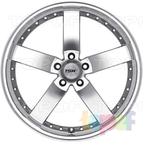 Колесные диски TSW Vairano. Изображение модели #3