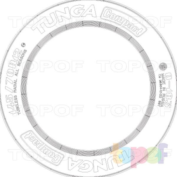 Шины Tunga Compact (О-183). Изображение модели #3