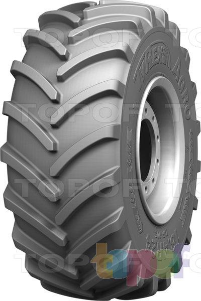 Шины Tyrex Agro DR-105. Внешняя сторона шин 18.4R24