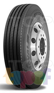Шины Uniroyal RS20. Изображение модели #1