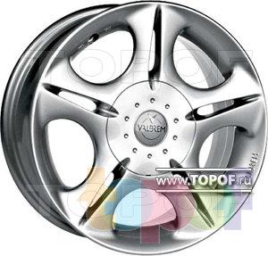Колесные диски Valbrem 961. Изображение модели #1