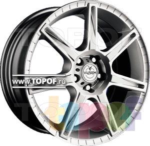 Колесные диски Valbrem GMT. Изображение модели #1