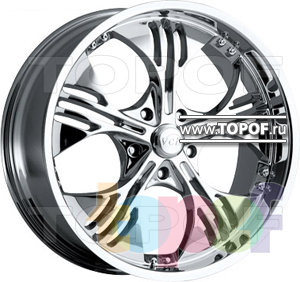 Колесные диски VCT Wheel Barzini 5. Изображение модели #1