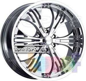 Колесные диски VCT Wheel Barzini 6. Изображение модели #1
