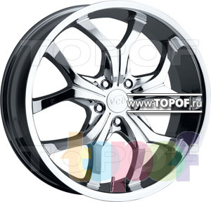 Колесные диски VCT Wheel Castellano. Изображение модели #1