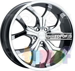 Колесные диски VCT Wheel Castellano