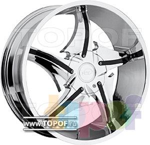 Колесные диски VCT Wheel Escobar. Изображение модели #1