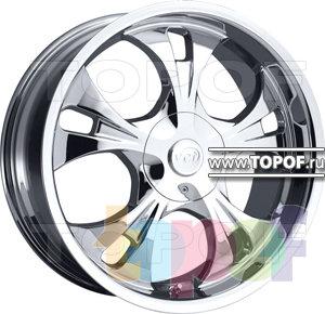 Колесные диски VCT Wheel G16. Изображение модели #1