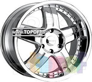 Колесные диски VCT Wheel G19. Изображение модели #1