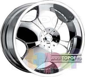 Колесные диски VCT Wheel G21. Изображение модели #1