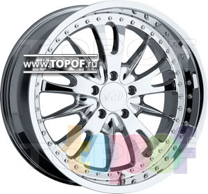 Колесные диски VCT Wheel Grissini