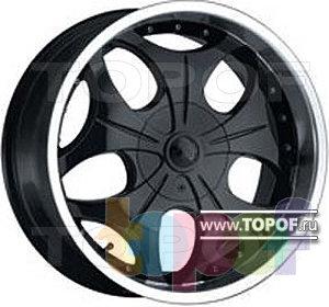Колесные диски VCT Wheel Luciano. Изображение модели #2