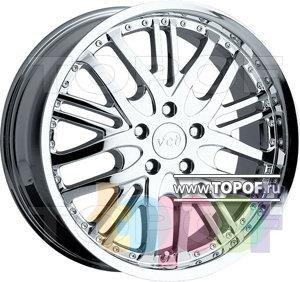 Колесные диски VCT Wheel Manzano. Изображение модели #1