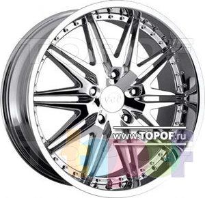 Колесные диски VCT Wheel Montana. Изображение модели #1
