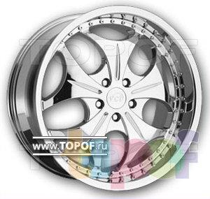 Колесные диски VCT Wheel Sabatini. Изображение модели #1