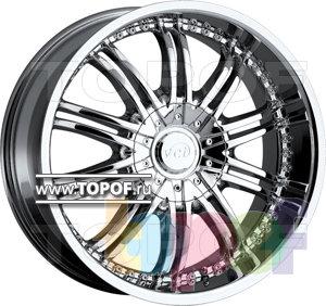 Колесные диски VCT Wheel Santino. Изображение модели #1