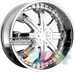 Колесные диски VCT Wheel Sicillian