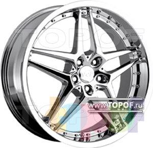 Колесные диски VCT Wheel Soprano