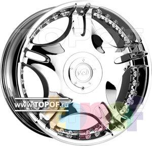 Колесные диски VCT Wheel Zamano. Изображение модели #1