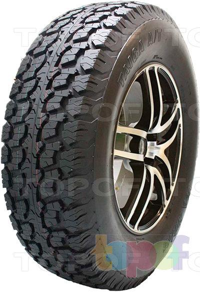 Шины Vee Rubber Taiga A/T. Грязевая шина для внедорожника