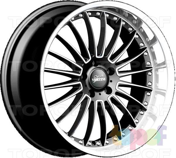Колесные диски Vertini Fabulous. Изображение модели #1