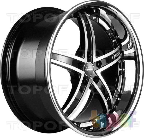 Колесные диски Vertini Fairlady. Изображение модели #2